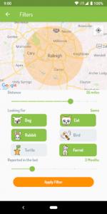 PawBoost App Screenshot
