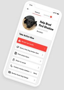 Shadow App Screenshot